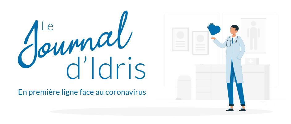 Le journal d'Idris - Directeur Médical Doctissimo