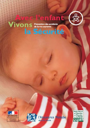 accidents domestiques campagne inpes bebe 2005 gd