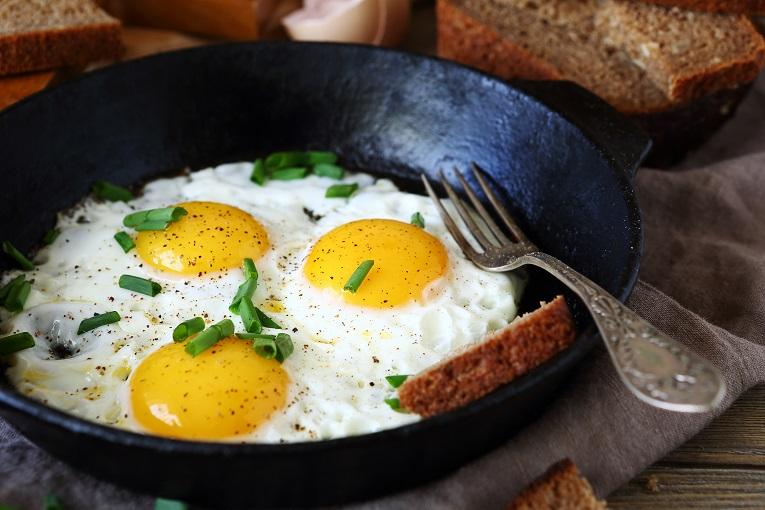 oeufs et cholesterol
